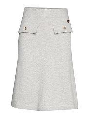 Elise skirt - LIGHT GREY