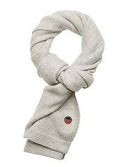 BUSNEL Sion scarf - LIGHT GREY