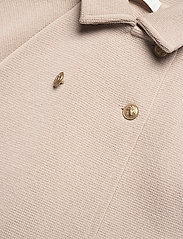 BUSNEL - Gertrude cape - wool jackets - sand - 2