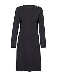 Aila dress - BLACK