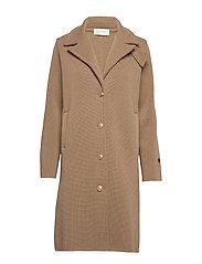 Fossey coat - CAMEL