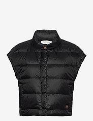 BUSNEL - Irma down vest - puffer vests - black - 0