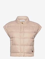 BUSNEL - Irma down vest - puffer vests - sand - 0