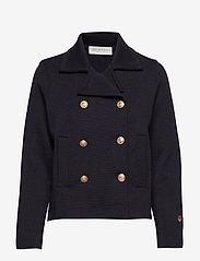 BUSNEL - Indra jacket - wool jackets - marine - 0