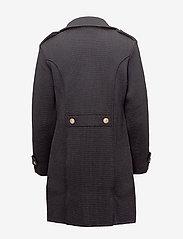 BUSNEL - Marina coat - wollen jassen - black - 2