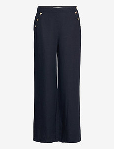 Pernille trousers - casual trousers - marine