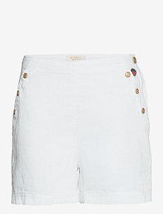 Peggie shorts - shorts casual - white