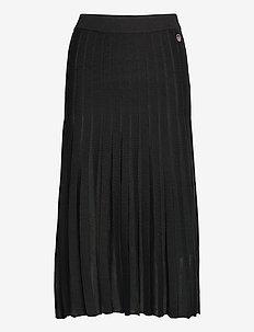 Camelia skirt - midi rokken - black