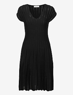Cleo dress - kesämekot - black