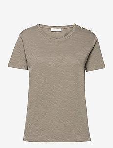 Toulon bis T-shirt - t-shirt & tops - olive
