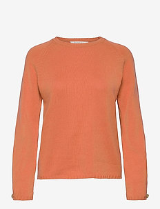 Stacey Bis sweater - pulls - sunset