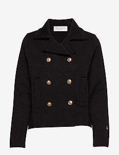 Indra jacket - lichte jassen - black