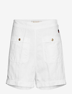 Anemone Shorts - WHITE