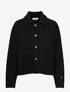 Nikki jacket - cardigans - black