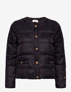 Ingrid down jacket - down- & padded jackets - black