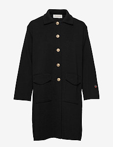 Essy coat - BLACK