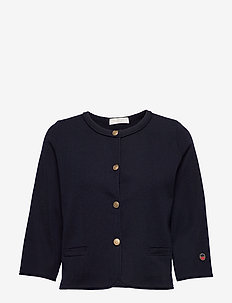 Liv jacket - cardigans - marine