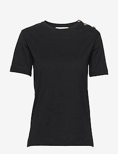 Thalia T-shirt - basic t-shirts - marine