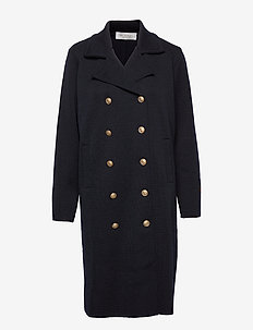 Tanya coat - MARINE