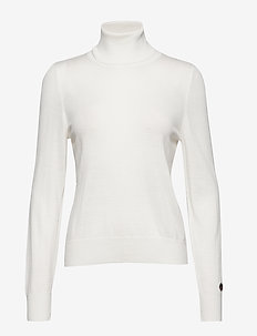 Alice rollerneck sweater - OFFWHITE