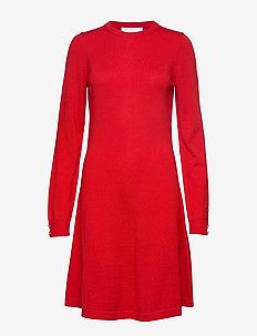 Astrid dress - RED