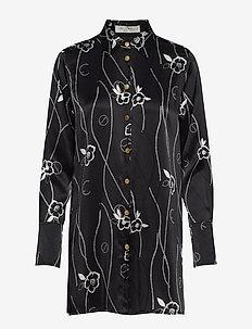 Lana bis shirt - FLORAL PRINT