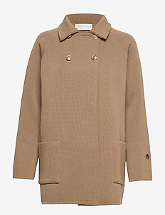 Ada jacket - CAMEL