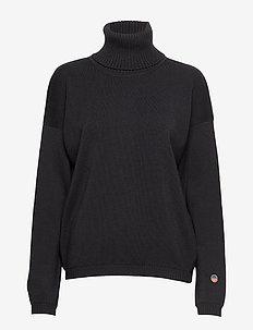 Teresa sweater - BLACK