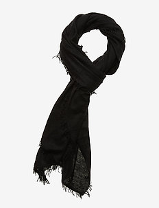 Cherie scarf - BLACK