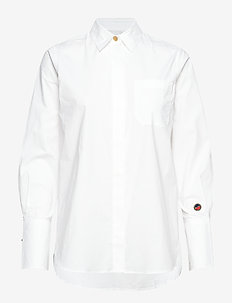 Adrianne shirt - OPTIC WHITE