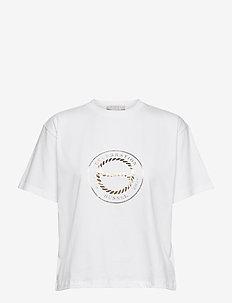 Century T-shirt - t-shirts - white