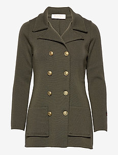 Victoria Jacket - light jackets - olive