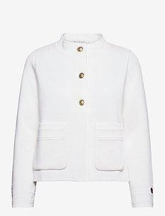 Claret jacket - wollen jassen - offwhite