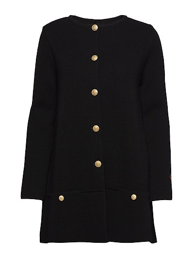 Claudia coat - BLACK