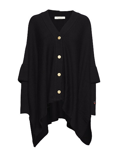 Blondelle cardigan - BLACK