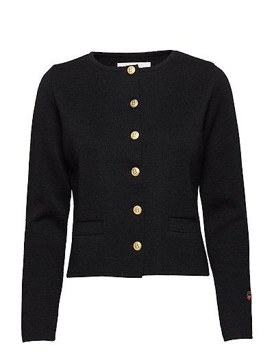 Celeste jacket - BLACK