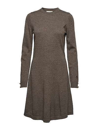 Astrid dress - TAUPE