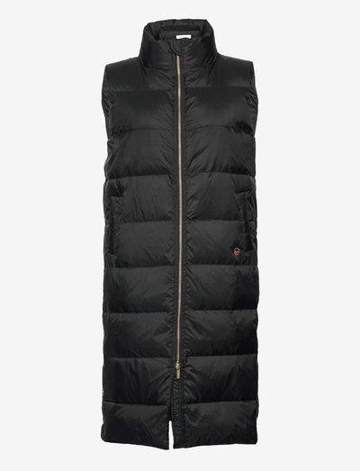 ILMA  down vest - puffer vests - black
