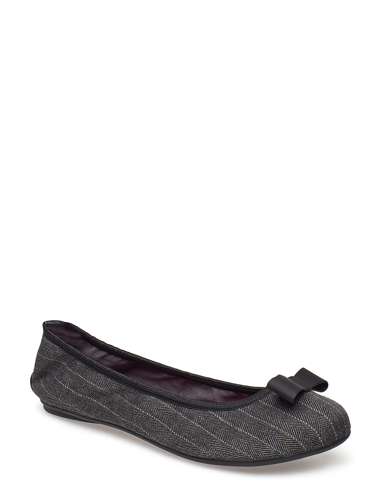 Butterfly Twists CHLOE - SLATE PINSTRIPE