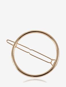 Hair clip - accessories - gold