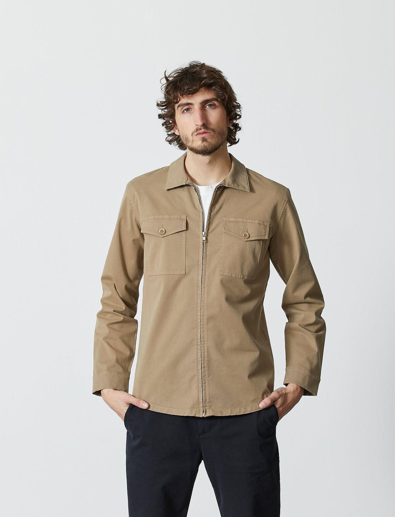 By Garment Makers - Novo - podstawowe koszulki - khaki - 0