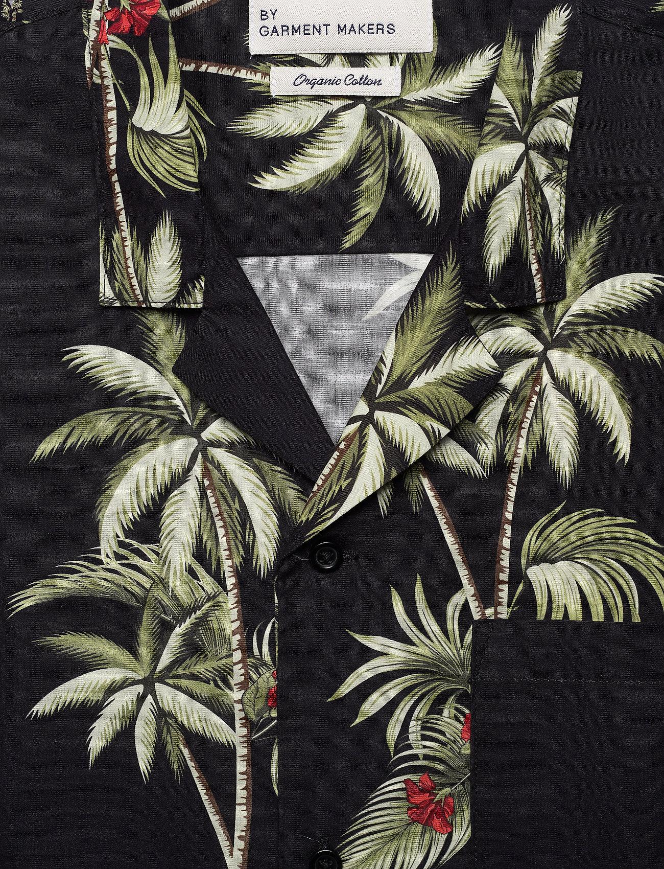 By Garment Makers - Elmer - koszule w kratkę - jet black - 3