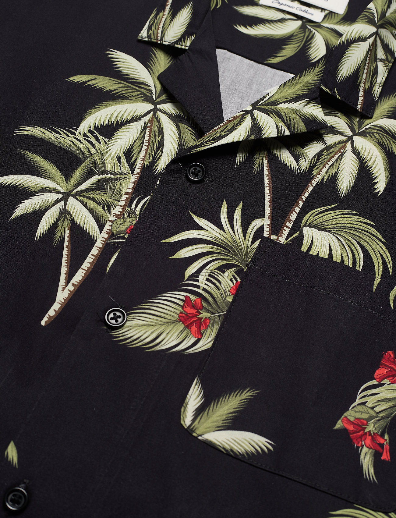 By Garment Makers - Elmer - koszule w kratkę - jet black - 4
