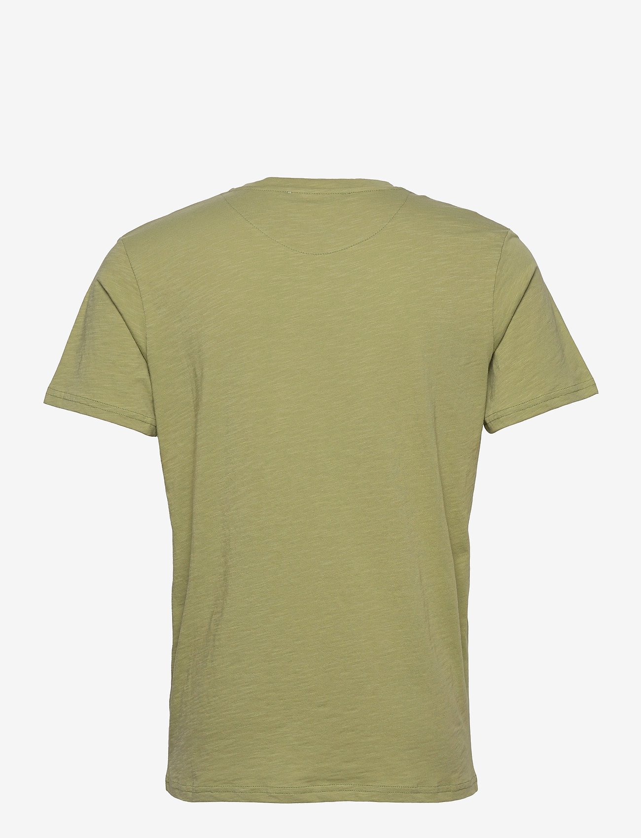 By Garment Makers - The Organic Tee w. pocket - podstawowe koszulki - sage green - 2