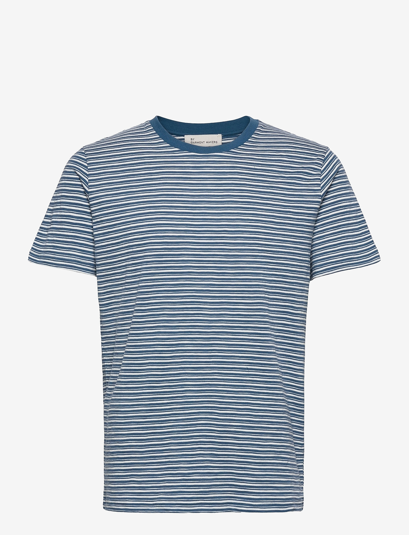 By Garment Makers - The Organic Multistriped Tee - t-shirts à manches courtes - 7002 color3 - 1