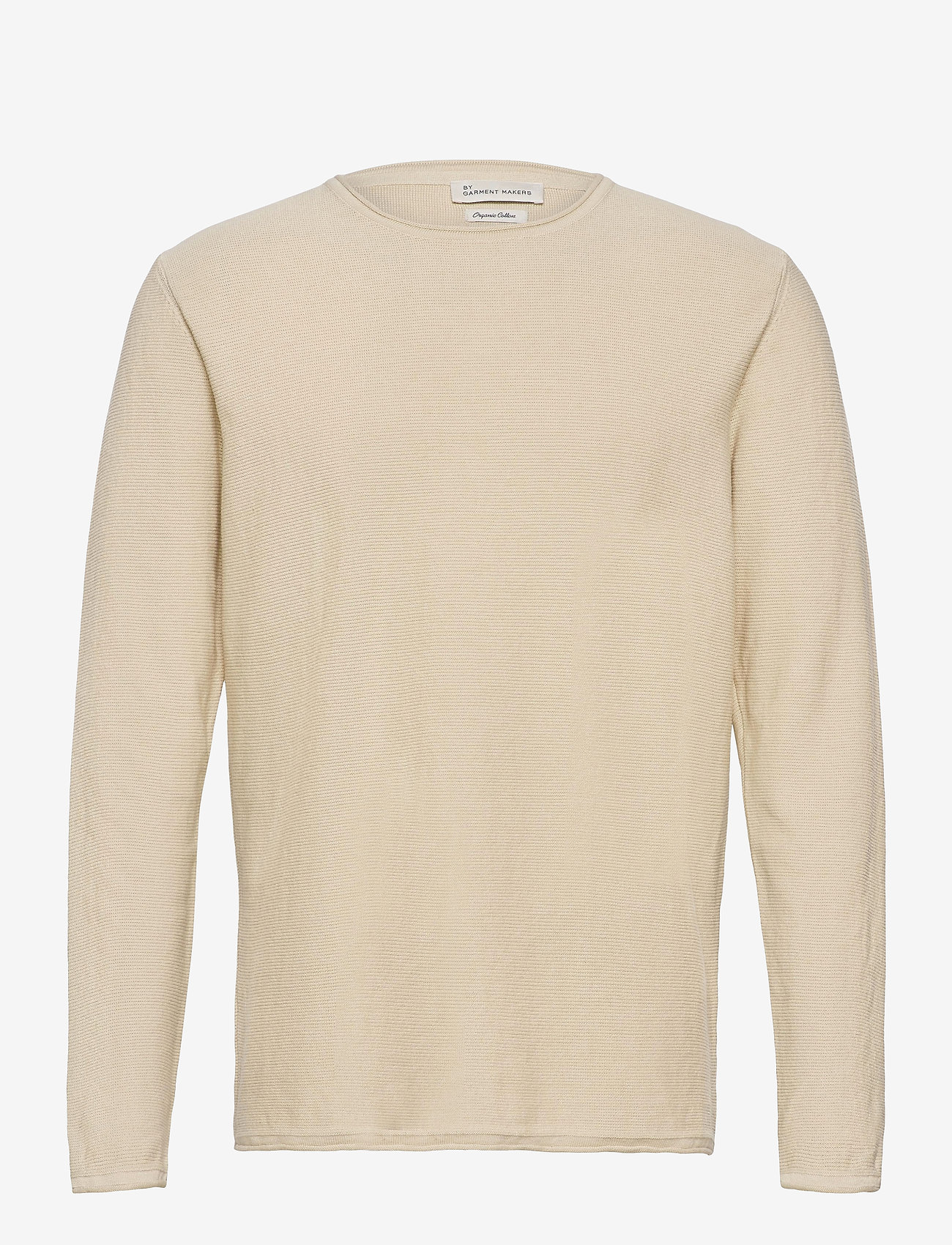 By Garment Makers - Alvin - tricots basiques - bleached sand - 1