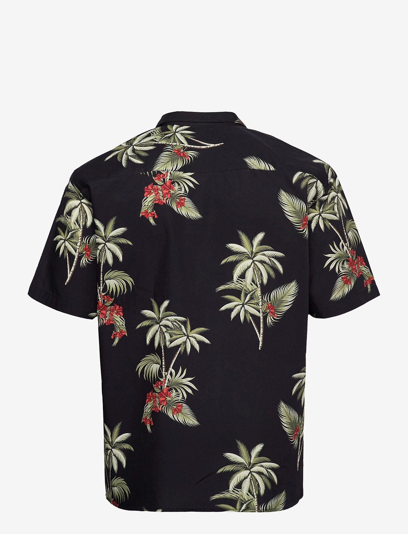 By Garment Makers - Elmer - koszule w kratkę - jet black - 1