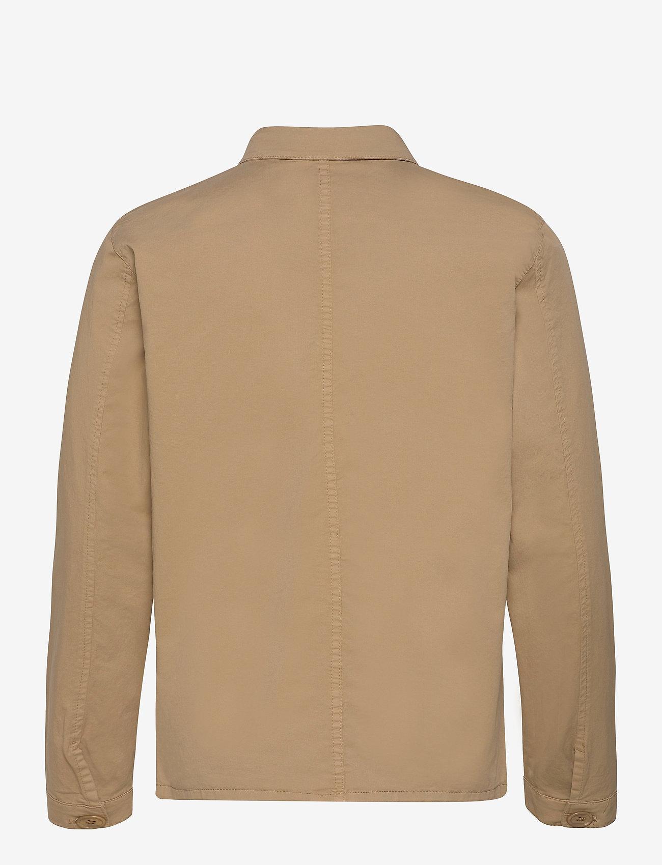 By Garment Makers - The Organic Workwear Jacket - vêtements - khaki - 2