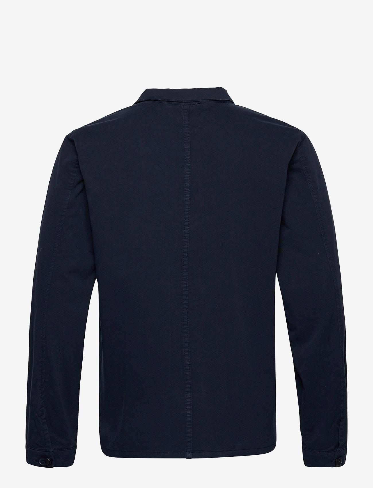 By Garment Makers - The Organic Workwear Jacket - odzież - navy blazer - 2