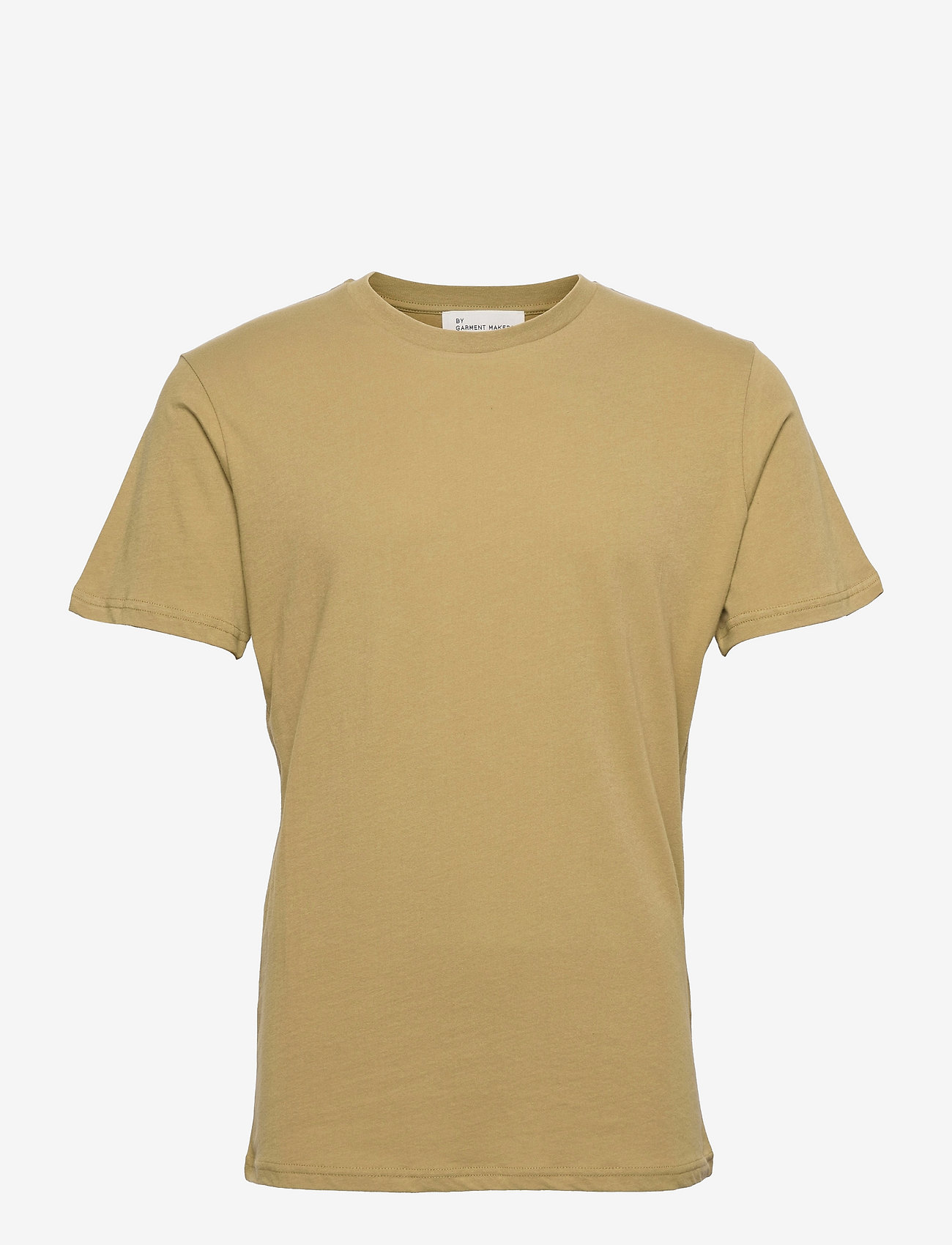 By Garment Makers - The Organic Tee - t-shirts basiques - dried herb - 0